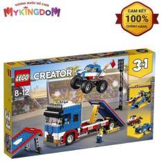Xe Biểu Diễn Nhào Lộn LEGO 31085