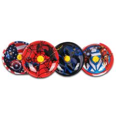 Kagonk Đồ chơi trẻ em Yoyo sắt cao cấp Avengers – Đồ chơi giải trí con quay Zozo nhiều hình siêu anh hùng có kèm dây (giao mẫu ngẫu nhiên)