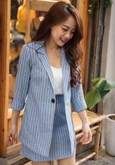Set vest nữ 3 món phong cách Hàn Quốc