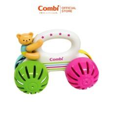 Xe đẩy đồ chơi gấu Combi