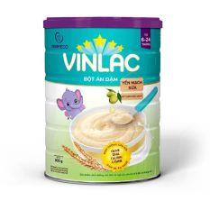 Bột ăn dặm Vinlac yến mạch sữa
