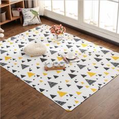 Thảm Lót Sàn Cotton Phong Cách Nhật Bản PA9014