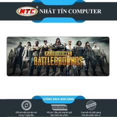Miếng lót chuột size lớn chơi game NTC hình PUBG – Loại Mousepad Speed