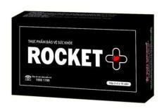 Rocket+ Rocket Plus hộp 45 viên hỗ trợ cải thiện sinh lý nam từ công ty Sao Thái Dương