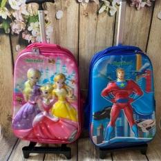Balo kéo công chúa/siêu nhân (ib chọn mẫu)