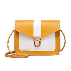 Túi đeo chéo nữ thiết kế nhỏ xinh dạng nắp bì thư trẻ trung, đáng yêu, chất liệu da PU bền đẹp DT91LA – Thương Hiệu BALO STORE