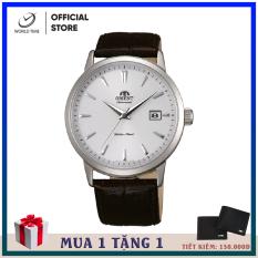 Đồng hồ nam dây da Orient FER27007W0 automatic, full box, sổ bảo hành toàn quốc, chống xước, chống nước