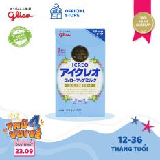 [FREESHIP TOÀN QUỐC] Sữa dinh dưỡng Glico Icreo Follow Up Milk Stick Số 1 dành cho bé từ 9-36 tháng tuổi (13.6g x 10 thanh)