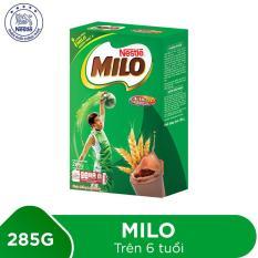 Nestlé MILO Nguyên Chất dạng bột – Hộp giấy 285g