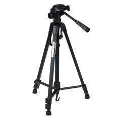 [Tripod] Chân máy ảnh Weifeng WT-3520, khung nhôm cao cấp. Tặng kẹp điện thoại tiện lợi