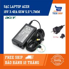 [FreeShip]Sạc laptop Acer giá rẻ TechShop công suất 19V 3.42A 65W 5.5*1.7mm dùng cho Acer Acer ChromeBook AC700-1099 AC700-1529 AC710 C7 C700 C710 C710-2055 C710-2411 C710-2457 C710-2815 C710-2826 C710-2833 C710-2834 C710-2847 C710-2856 ,…