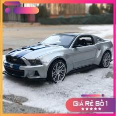 [Full box] Xe mô hình Ford Mustang Street Racer 1:24 Maisto