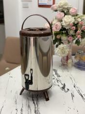 Bình ủ trà giữ nhiệt 8L – Inox 304 cách nhiệt 3 lớp – Chuyên dùng cho quán CAFE và Trà Sữa