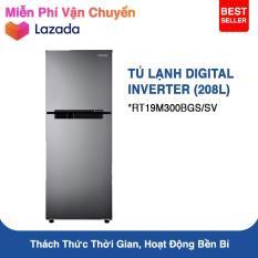 Tủ lạnh Samsung Inverter RT19M300BGS/SV 203L (Xám)