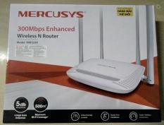 Bộ Phát Wifi Không Dây Mercusys MW325R 4 ăng ten