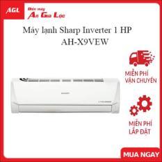 Máy lạnh Sharp Inverter 1 HP AH-X9VEW