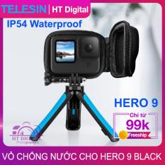 Túi đựng thân máy ảnh GOPRO 9 hộp bảo vệ phụ kiện máy quay Hero Túi đựng đồ mini GOPRO – Túi chống nước cho GoPro