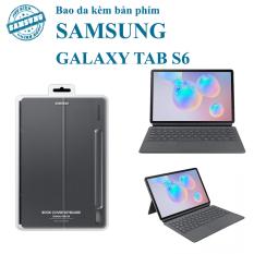 Bao da Bookcover KeyBoard Samsung Tab S6