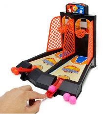 Bộ đồ chơi ném bóng rổ bằng 2 tay tính điểm dành cho bé