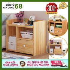 Kệ sách, hộc tủ kệ để đồ bằng gỗ nhiều găn có ngăn kéo tủ nhỏ gọn siêu tiện dụng
