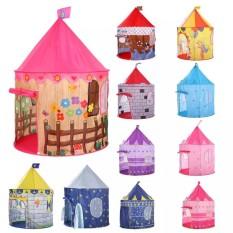 Lều cho bé – lều hoàng tử công chúa hình dáng lâu đài