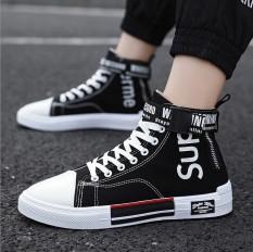 Giày cao cổ nam cao cấp GN-274, Giày JAGUAR mẫu mới đẹp hot
