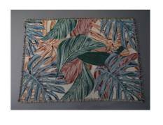 Thảm bọc sofa sợi Cotton họa tiết, phong cách hiện đại