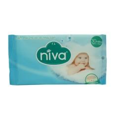 Khăn ướt Niva 30 miếng – Mềm mại với làn da