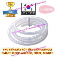 Dây ống hút dẫn khí – Phụ kiện cho các máy hút sữa điện UNIMOM (Hàn Quốc)