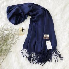 Khăn quàng cổ mùa đông Cashmere thời trang cho nữ