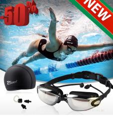 Kính bơi chuyên nghiệp,Mắt kính bơi,Kính Bơi Người Lớn, Trẻ Em Phoenix,Kính Bơi Cận Hàn Quốc,Kính Bơi Cận (Có thể lệch độ) Chống TRẦY, Chống UV CAO CẤP
