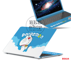 Miếng dán laptop DOREAMON cho Macbook/HP/ Acer/ Dell /ASUS