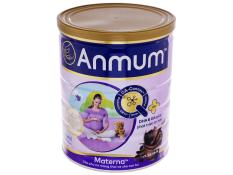Sữa bột Anmum Materna socola lon 800g