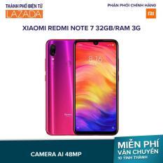 Điện Thoại Xiaomi Redmi Note 7 32GB/Ram 3G – Hãng Phân Phối Chính Thức