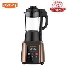 Máy xay sinh tố – làm sữa hạt xay nấu đa năng Joyoung JYL-Y29 – Xay & Nấu sữa trong một thiết bị tiện lợi – Xay nguyên xác – 10 tốc độ – Hãng phân phối chính thức