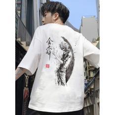 Áo thun unisex form rộng Nhật Bản đẹp độc lạ vải dày mịn TEEVN1607