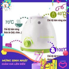 Máy hâm sữa và thức ăn, tiệt trùng dụng cụ cho bé YUMMY -Máy ủ sữa Loại 1