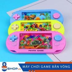Đồ chơi game bắn vòng nước, máy bắn vòng siêu cute, Đồ chơi giúp bé phát triển trí tuệ và thông minh