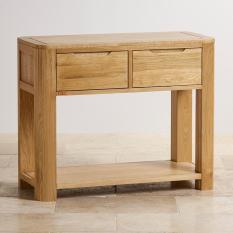 Bàn console Romsey gỗ sồi