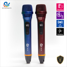Micro Không Dây, Mích Hát Karaoke MV08, Chuyên Dành Cho Mọi Loa Kéo, Âm Ly, Tần Số 50, Hát Nhẹ Và Êm, Micro Không Dây Đa Năng MU08, bảo hành 12 tháng, đổi mới trong vòng 7 ngày.MV08