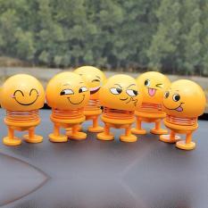 Lò xo mặt cười vui nhộn (Nhiều mẫu)