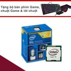 Chip Vi xử lý Intel CPU Xeon E3 1225 V3 (4 nhân- 4 Luồng) Bảo Hành 3 Năm- Hàng Nhập Khẩu