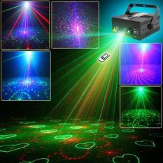 Đèn vũ trường laser cảm ứng nhạc laser show system