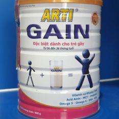 Sữa Arti Gain Hồng 6 đến 36 tháng tuổi 900g