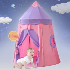 Lều cho bé/ lều cắm trại/ lều công chúa/ lều lục giác phong cách Hàn Quốc + TẶNG KÈM BÓNG NHÁY 5M