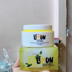 Kem Body Lemon Chanh
