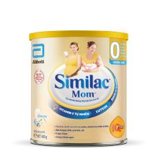 Sữa bột Similac Mom hương vani 400g