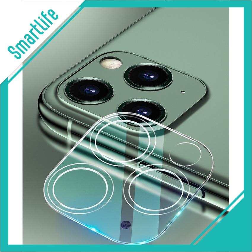 Kính cường lực phủ Sapphire Bảo vệ full cụm camera iPhone 11 , 11 Pro , 11 Pro Max