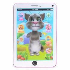 ĐỒ CHƠI Vỉ đồ chơi Ipad mèo Tom Cat 3D thông minh dùng pin có nhạc vui nhộn quà tặng cho bé ( cho bé)