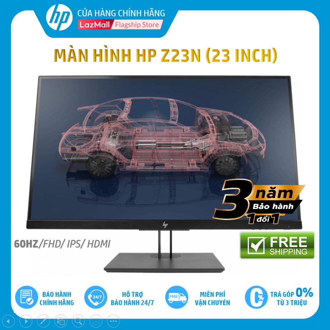 [Trả góp 0%] Màn hình vi tính HP Z23n G2 23 inch Display,3Y WTY-1JS06A4 – Hàng Chính Hãng